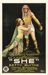 Ela - Poster / Capa / Cartaz - Oficial 1
