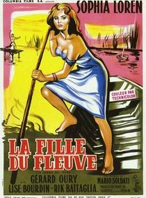 A Mulher do Rio - Poster / Capa / Cartaz - Oficial 1