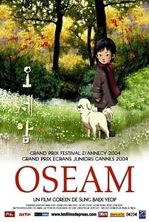 Oseam - Poster / Capa / Cartaz - Oficial 5