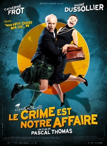 Crime Is Our Business - Poster / Capa / Cartaz - Oficial 1