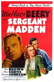 Sargento Madden - Poster / Capa / Cartaz - Oficial 1