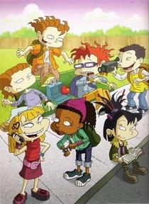 Rugrats Crescidos - Poster / Capa / Cartaz - Oficial 1