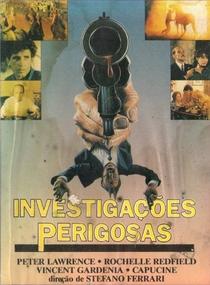 Investigações Perigosas - Poster / Capa / Cartaz - Oficial 1