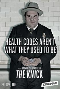 The Knick (1ª Temporada) - Poster / Capa / Cartaz - Oficial 10