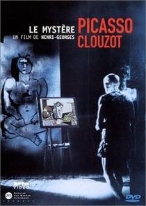 O Mistério de Picasso - Poster / Capa / Cartaz - Oficial 1
