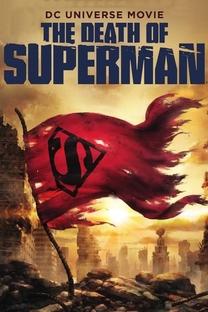 A Morte do Superman - Poster / Capa / Cartaz - Oficial 1