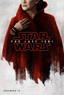 Star Wars: Os Últimos Jedi - Poster / Capa / Cartaz - Oficial 12