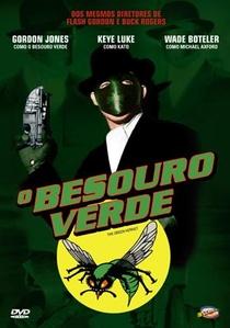O Besouro Verde - Poster / Capa / Cartaz - Oficial 1