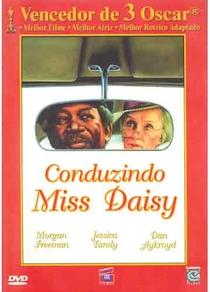 Conduzindo Miss Daisy - Poster / Capa / Cartaz - Oficial 2