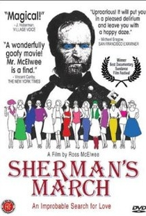 Sherman's March - Poster / Capa / Cartaz - Oficial 1