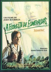 A Floresta das Esmeraldas - Poster / Capa / Cartaz - Oficial 3