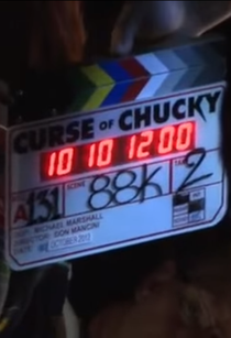Playing with Dolls: The Making of Curse of Chucky - Poster / Capa / Cartaz - Oficial 1