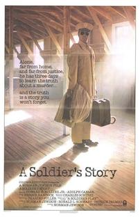 A História de Um Soldado - Poster / Capa / Cartaz - Oficial 3