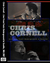 Chris Cornell: Live from the Fenix Underground - Poster / Capa / Cartaz - Oficial 1