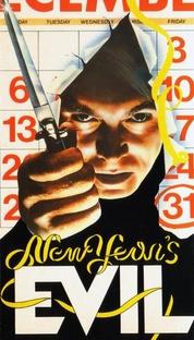 Reveillon Maldito - Poster / Capa / Cartaz - Oficial 2