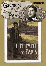 L'enfant de Paris - Poster / Capa / Cartaz - Oficial 1
