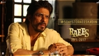 5 Days To Go | Raees Ka Din | Shah Rukh Khan, Nawazuddin Siddiqui | Releasing Jan 25