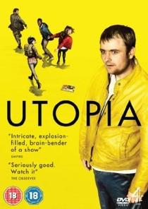 Utopia (1ª Temporada) - Poster / Capa / Cartaz - Oficial 1