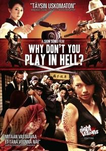 Por Que Você Não Vai Brincar no Inferno? - Poster / Capa / Cartaz - Oficial 5