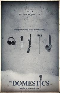 Os Domésticos - Poster / Capa / Cartaz - Oficial 3