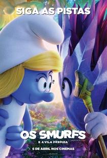 Os Smurfs e a Vila Perdida - Poster / Capa / Cartaz - Oficial 7