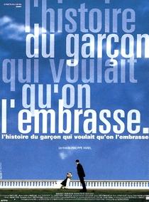 A História do Garoto Que Queria Ser Beijado - Poster / Capa / Cartaz - Oficial 1