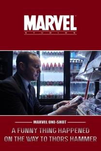 Uma Coisa Engraçada Aconteceu no Caminho Para o Martelo do Thor - Poster / Capa / Cartaz - Oficial 1