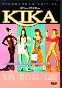 Kika - Poster / Capa / Cartaz - Oficial 8