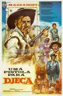 Uma Pistola para Djeca - Poster / Capa / Cartaz - Oficial 1