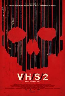 V/H/S/2 - Poster / Capa / Cartaz - Oficial 4