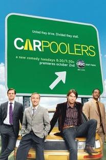 Carpoolers (1ª Temporada) - Poster / Capa / Cartaz - Oficial 1