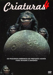 Criaturas 4 - Poster / Capa / Cartaz - Oficial 5