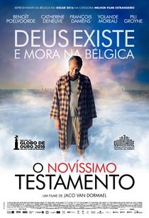 O Novíssimo Testamento - Poster / Capa / Cartaz - Oficial 2