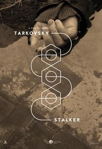 Stalker - Poster / Capa / Cartaz - Oficial 12