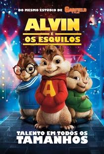 Alvin e os Esquilos - Poster / Capa / Cartaz - Oficial 1
