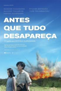 Antes Que Tudo Desapareça - Poster / Capa / Cartaz - Oficial 5