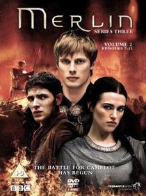As Aventuras de Merlin (3ª Temporada) - Poster / Capa / Cartaz - Oficial 3