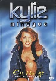 Kylie On the Go – Live in Japan - Poster / Capa / Cartaz - Oficial 1