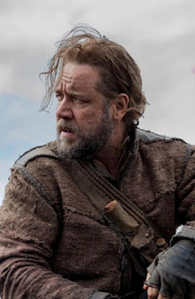 Notícia: Novas imagens do set de Noah de Darren Aronofsky revela o personagem de Logan Lerman