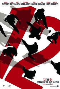 Doze Homens e Outro Segredo - Poster / Capa / Cartaz - Oficial 1