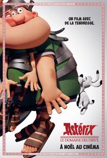 Asterix e o Domínio dos Deuses - Poster / Capa / Cartaz - Oficial 2