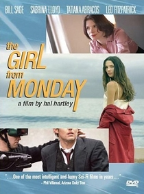 The Girl From Monday - Poster / Capa / Cartaz - Oficial 1