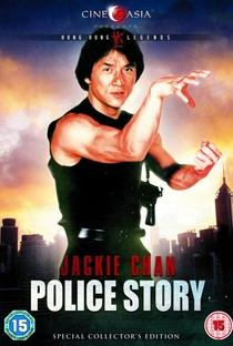 Police Story: A Guerra das Drogas - Poster / Capa / Cartaz - Oficial 7