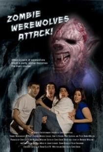 Zombie Werewolves Attack!  - Poster / Capa / Cartaz - Oficial 1