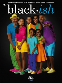 Black-Ish (1ª Temporada) - Poster / Capa / Cartaz - Oficial 1