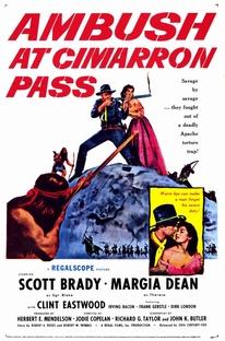 Emboscada em Cimarron Pass - Poster / Capa / Cartaz - Oficial 2