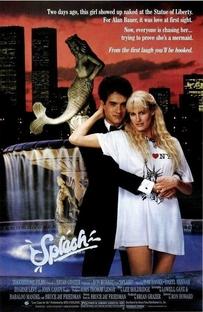 Splash: Uma Sereia em Minha Vida  - Poster / Capa / Cartaz - Oficial 14