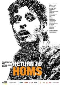 Retorno a Homs - Poster / Capa / Cartaz - Oficial 1