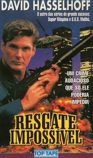 Resgate Impossível - Poster / Capa / Cartaz - Oficial 1
