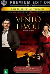 ...E o Vento Levou - Poster / Capa / Cartaz - Oficial 16